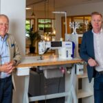 ACG's Reimar Westerlind and Thomas Arvidsson at the company's head office in Borås, Sweden.